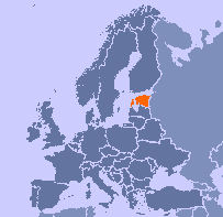 Estonia in Europe