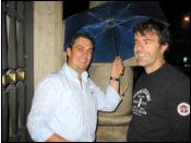 Brissio and me