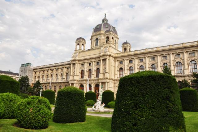 Kunsthistorisches Museum, Vienna By Paolo Ciccarese