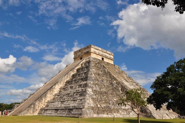 Chichen Itza by Paolo Ciccarese