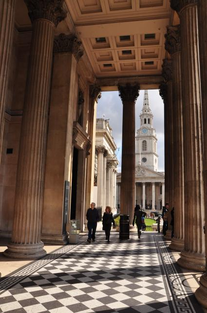 St. Martin in the Fields by Paolo Ciccarese