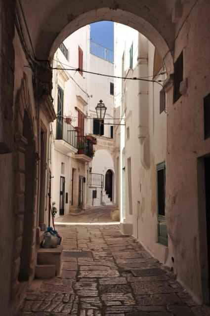 Ostuni by Paolo Ciccarese