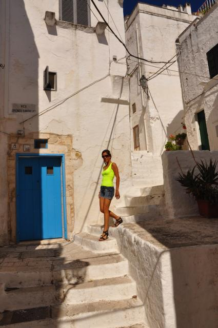 Sheede in Ostuni by Paolo Ciccarese