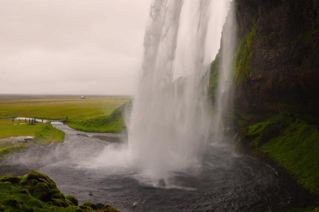 Skogarfoss, Iceland by Paolo Ciccarese