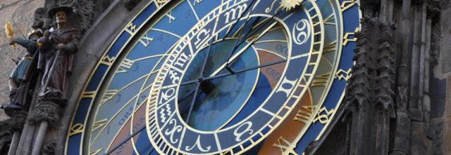 The Prague Astronomical Clock (by Paolo Ciccarese)