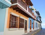 Colors of Old San Juan (by Paolo Ciccarese)