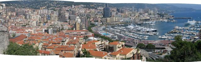 View of Monte Carlo (by Paolo Ciccarese)