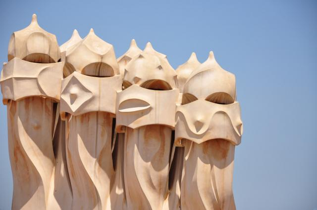 Casa Mila by Paolo Ciccarese
