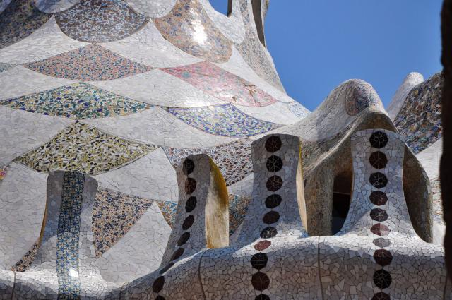 Park Guell by Paolo Ciccarese
