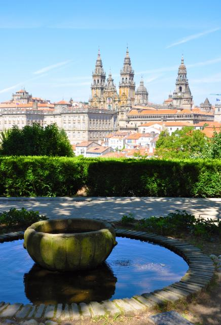 Santiago de Compostela by Paolo Ciccarese