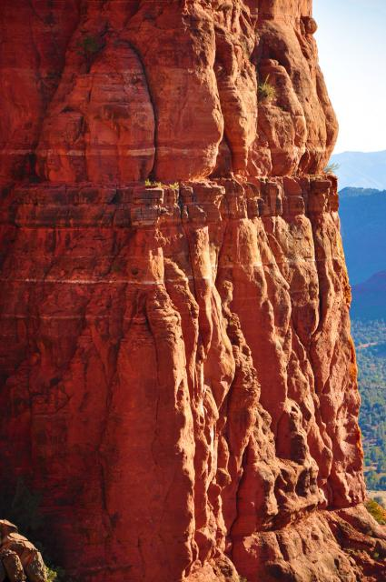 Rocks in Sedona (by Paolo Ciccarese)